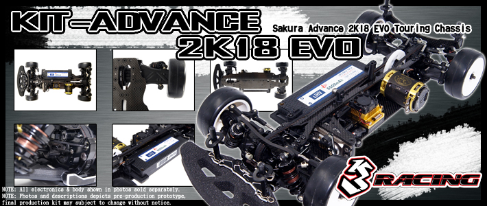 KIT-ADVANCE 2K18 EVO